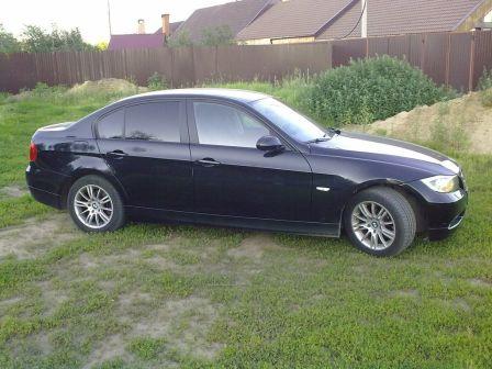 BMW 3-Series 2005 - отзыв владельца