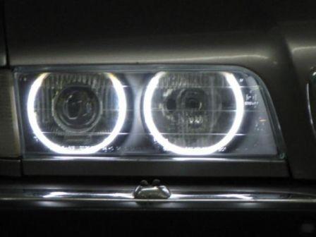 BMW 3-Series 1998 - отзыв владельца