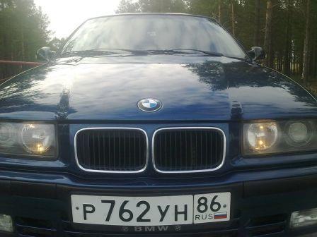 BMW 3-Series 1992 - отзыв владельца