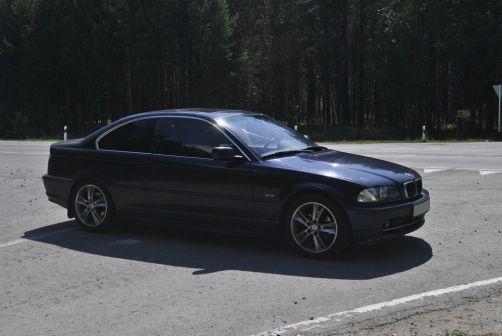 BMW 3-Series 2000 - отзыв владельца