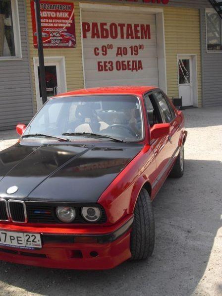 BMW 3-Series 1989 - отзыв владельца