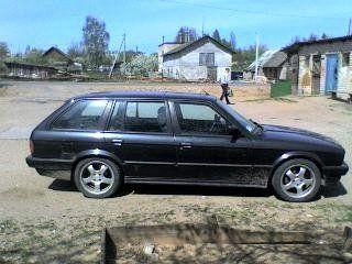 BMW 3-Series 1988 - отзыв владельца