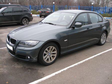 BMW 3-Series 2010 - отзыв владельца