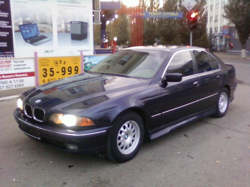 bmw 5 1998 фото