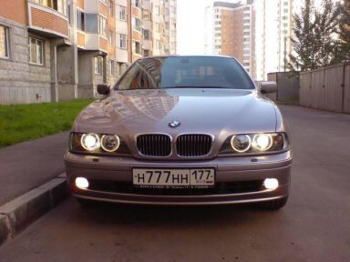 BMW 5-Series 1999 отзыв автора | Дата публикации 25.03.2008.