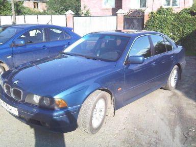 BMW 5-Series 2001 отзыв автора | Дата публикации 19.11.2009.