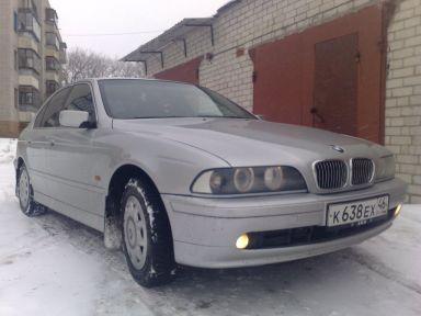 BMW 5-Series 2001 отзыв автора | Дата публикации 05.03.2010.