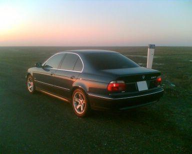BMW 5-Series 2000 отзыв автора | Дата публикации 28.04.2010.
