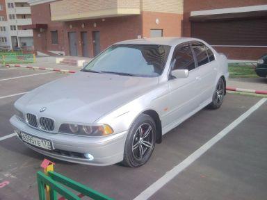 BMW 5-Series 2001 отзыв автора | Дата публикации 29.09.2010.