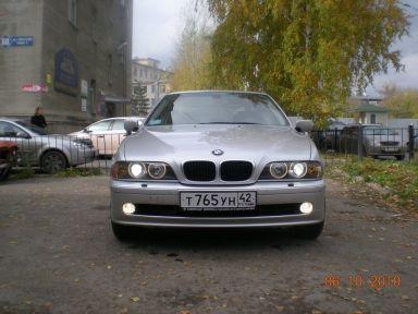 BMW 5-Series 2002 отзыв автора | Дата публикации 04.12.2010.