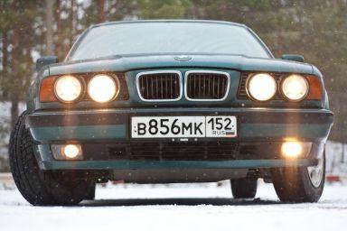 BMW 5-Series, 1995
