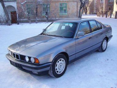 BMW 5-Series, 1992