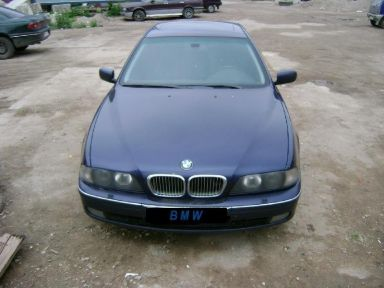 BMW 5-Series 1999 отзыв автора | Дата публикации 25.02.2011.