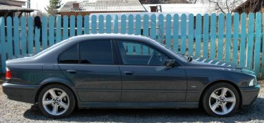 BMW 5-Series 2000 отзыв автора | Дата публикации 05.05.2011.