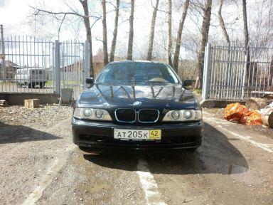 BMW 5-Series 1997 отзыв автора | Дата публикации 06.05.2011.