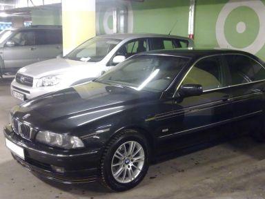 BMW 5-Series 2000 отзыв автора | Дата публикации 31.07.2011.