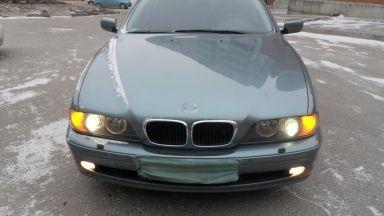 BMW 5-Series 2002 отзыв автора | Дата публикации 09.11.2011.