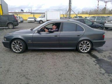 BMW 5-Series 2000 отзыв автора | Дата публикации 07.02.2012.