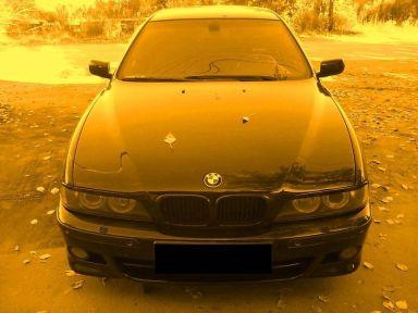 BMW 5-Series, 2002