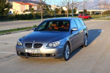 BMW 5-Series 2006 отзыв автора | Дата публикации 02.04.2012.