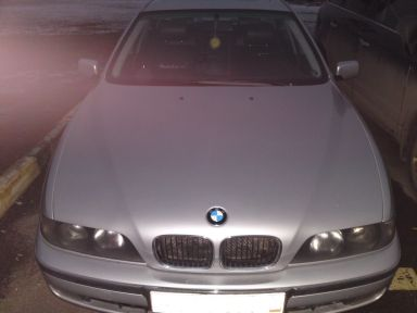 BMW 5-Series 1999 отзыв автора | Дата публикации 12.04.2012.