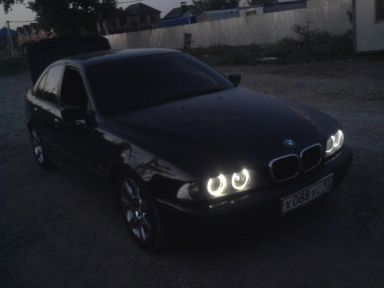 BMW 5-Series 1999 отзыв автора | Дата публикации 09.05.2012.