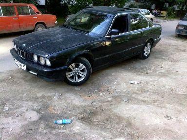 BMW 5-Series, 1990