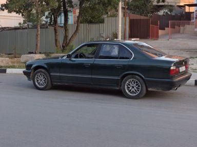BMW 5-Series 1993 отзыв автора | Дата публикации 01.09.2012.