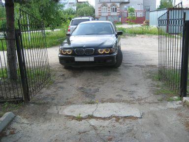 BMW 5-Series, 1997
