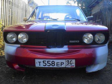 BMW 5-Series, 1978