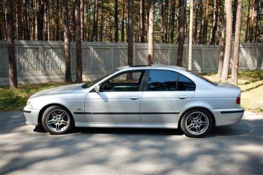 BMW 5-Series 2000 отзыв автора | Дата публикации 03.11.2012.
