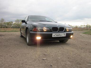 BMW 5-Series 1997 отзыв автора | Дата публикации 07.11.2012.