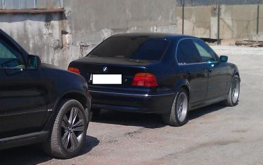 BMW 5-Series 2000 отзыв автора | Дата публикации 02.02.2013.
