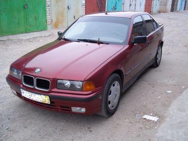BMW 5-Series 1993 отзыв автора | Дата публикации 11.03.2013.