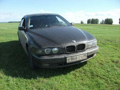 BMW 5-Series 1999 отзыв автора | Дата публикации 11.04.2013.