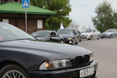 BMW 5-Series 2001 отзыв автора | Дата публикации 02.05.2013.