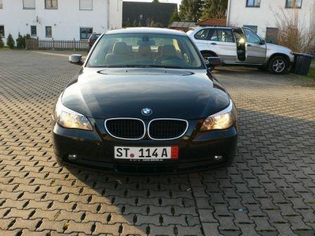 BMW 5-Series 2003 - отзыв владельца