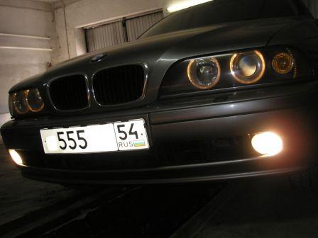 BMW 5-Series 2002 - отзыв владельца