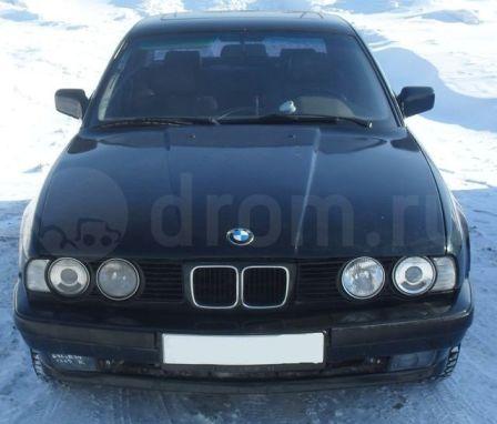 BMW 5-Series 1991 - отзыв владельца