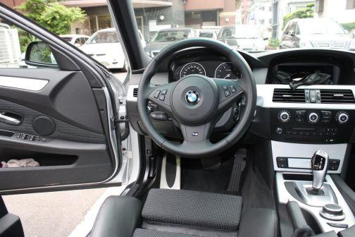 BMW 5-Series 2007 - отзыв владельца