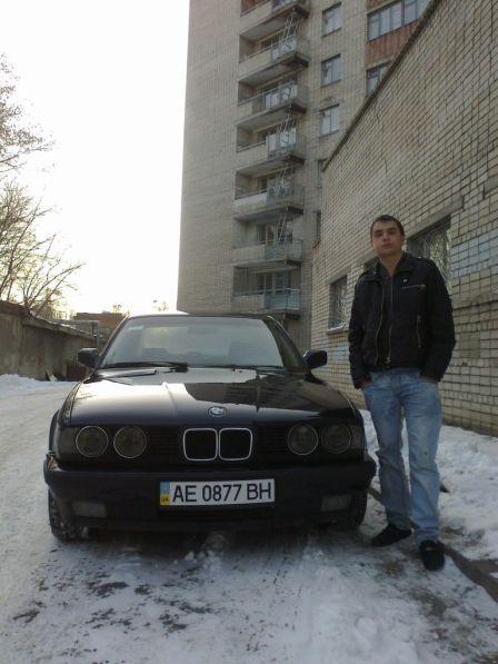 BMW 5-Series 1988 - отзыв владельца