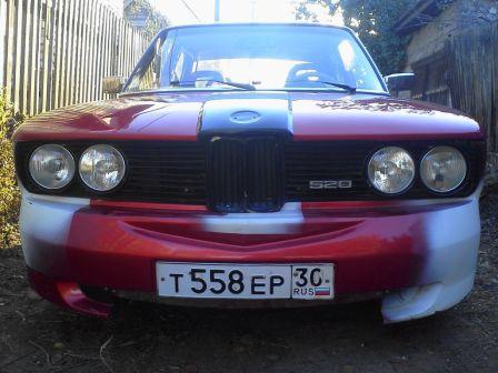 BMW 5-Series 1978 - отзыв владельца