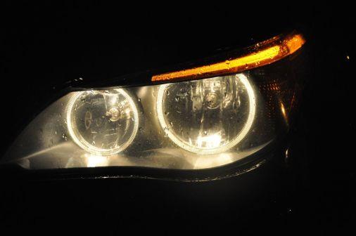 BMW 5-Series 2004 - отзыв владельца
