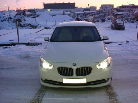 BMW 5-Series Gran Turismo 2010 - отзыв владельца