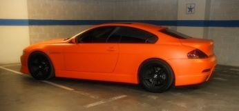 BMW 6-Series, 2008