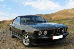 BMW 6-Series, 1977