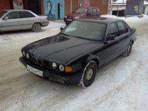 BMW 7-Series, 1987