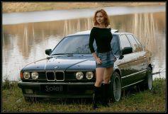 BMW 7-Series, 1992