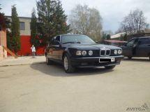 BMW 7-Series, 1990