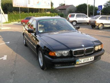 BMW 7-Series, 1999